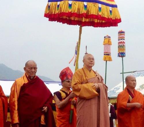 2010Apr 海濤法師蓮花淨土不丹行