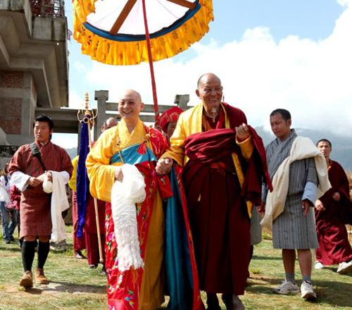 2010Oct傳喜法師不丹心靈修復之旅