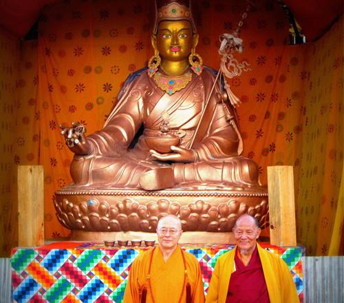 2012Oct 海濤法師快樂國都不丹王國淨土聖地之旅