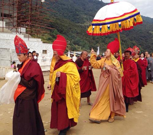 2013Oct海濤法師幸福國度不丹慈悲之路
